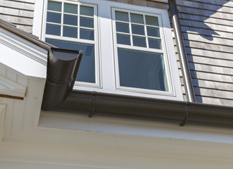 Clic Gutter Systems Designer Colors